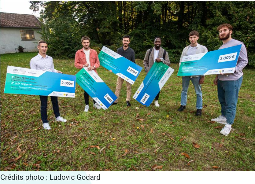 https://www.ubfc.fr/prix-pepite-pour-recompenser-lentrepreneuriat-etudiant-6-projets-etudiants-laureats/