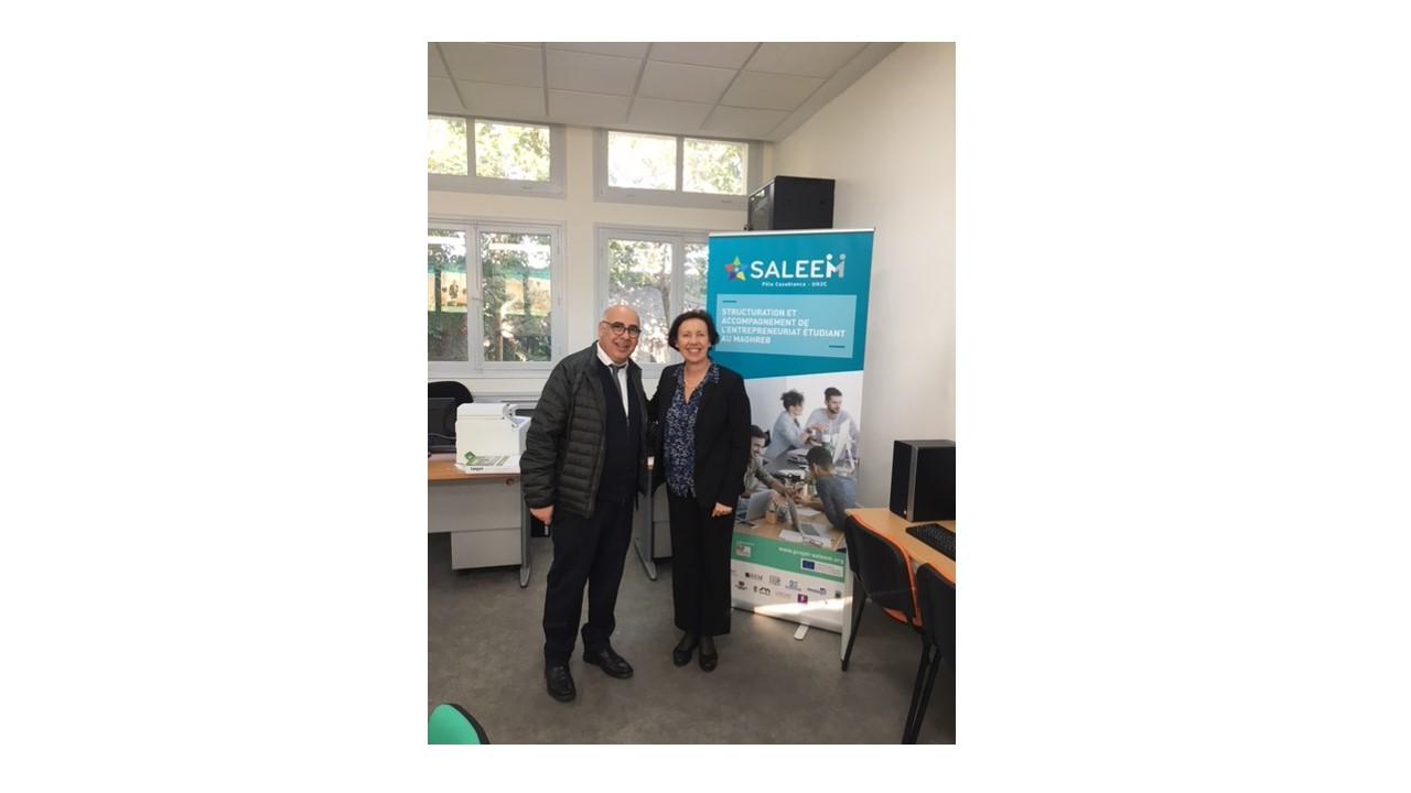 Transfert du statut d'étudiant entrepreneur au Maroc
