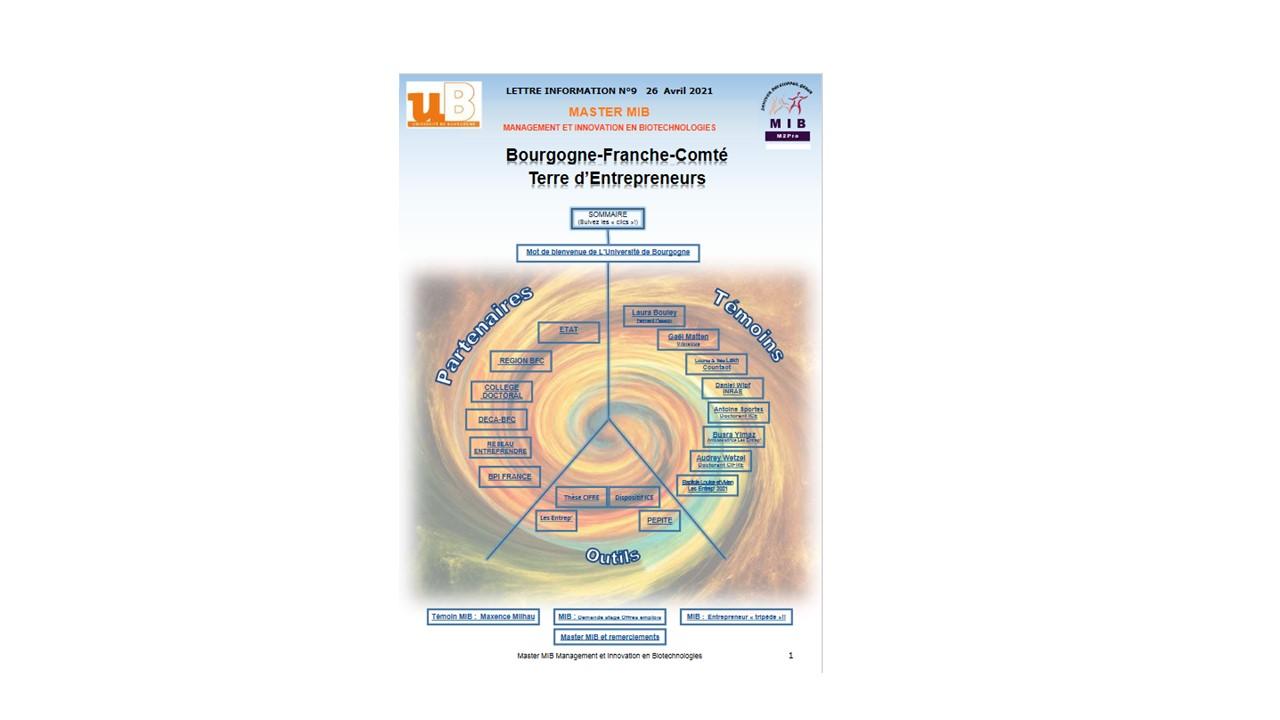 L'entrepreneuriat étudiant valorisé à l'Université de Bourgogne