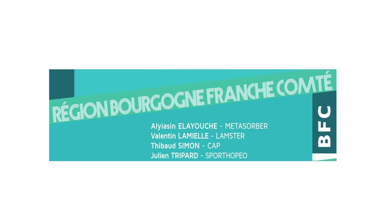 4 lauréats de Bourgogne-Franche-Comté de la 4e édition du Prix PEPITE