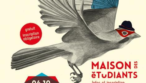 Atelier créatif - 8 défis pour réinventer ton campus - 04/10 Besançon