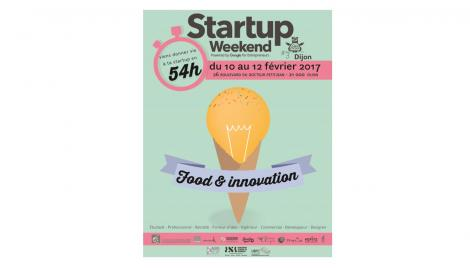 START'UP WEEKEND DIJON