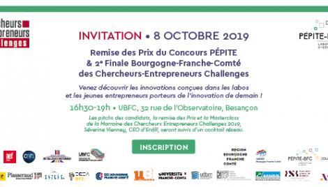 Découvrez les entrepreneurs qui répondent aux enjeux de demain - 8/10 Besançon
