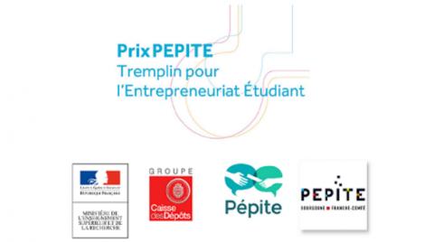 Projets sélectionnés : 3ème édition du Prix PEPITE TREMPLIN POUR L'ENTREPRENEURIAT ETUDIANT