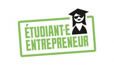 Logo statut etudiant entrepreneur