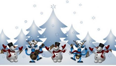 Bonnes fêtes de fin d'année et à l'année prochaine !