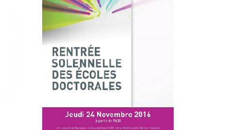 Les doctorants et l'entrepreneuriat en Bourgogne Franche-Comté