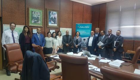 PEPITE BFC en mission d'expertise - SALEEM à Casablanca et Rabat