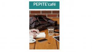 PEPITE CAFE au restaurant Lumière - Campus La Bouloie - Besançon- 24 et 26/10