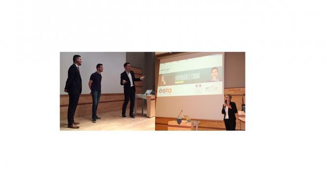 Lancement de l'ESTA Business Challenge