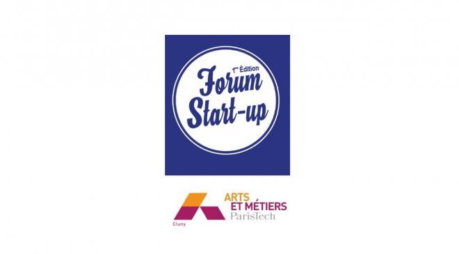 Forum Startup - Campus ARTS ET METIERS Cluny le 24/03