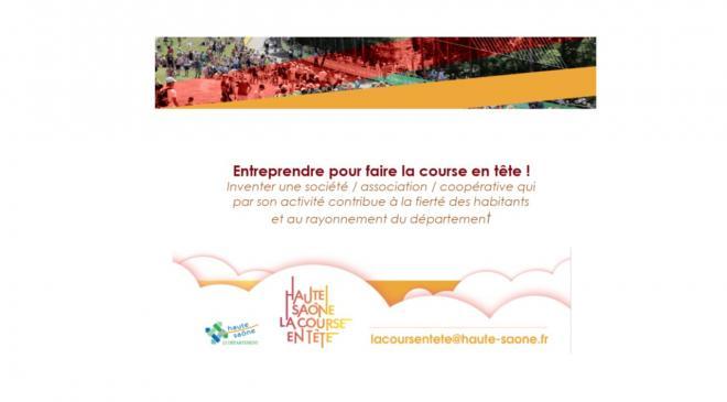 """Atelier """"idées d'entreprendre"""" à VESOUL - 1er et 10/10"""