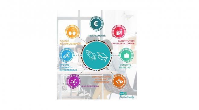 Candidatez au SNEE - Statut National d'Etudiant Entrepreneur
